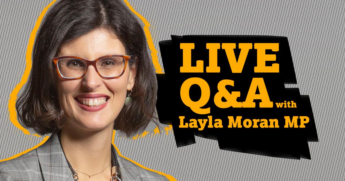 Layla Moran MP Q&A